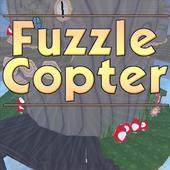 Fuzzle Copter icon