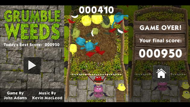 Grumble Weeds poster
