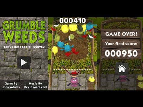 Grumble Weeds screenshot 2