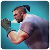 Shadow Fighting Games City Gangster 3d 2019 icon
