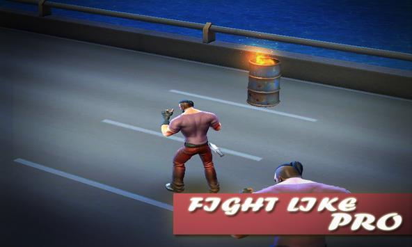 Shadow Fighting Games City Gangster 3d 2019 screenshot 1