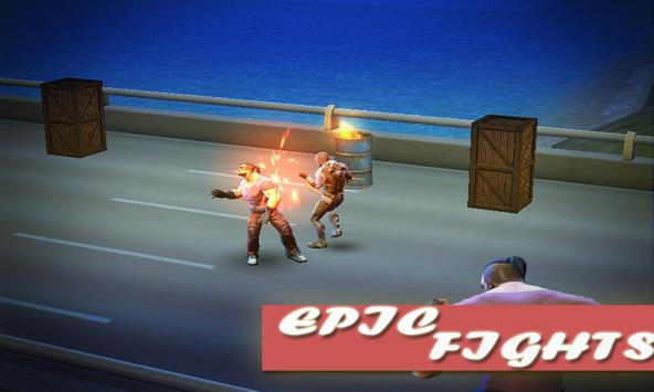 Shadow Fighting Games City Gangster 3d 2019 screenshot 2
