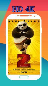 Kung fu Panda Wallpaper screenshot 4