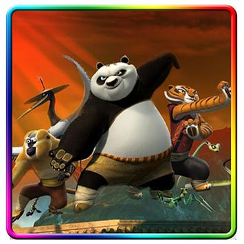 Kung fu Panda Wallpaper poster