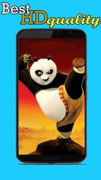 Kung fu Panda Wallpaper screenshot 1