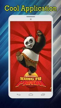 Kung fu Panda Wallpaper screenshot 2