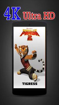 Kung fu Panda Wallpaper screenshot 3