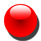 Magical Red Ball Shop icon