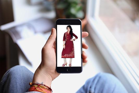 500 + Kurti Designs for Ladies screenshot 4
