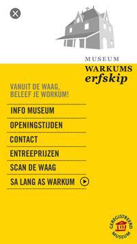 Warkums Erfskip poster