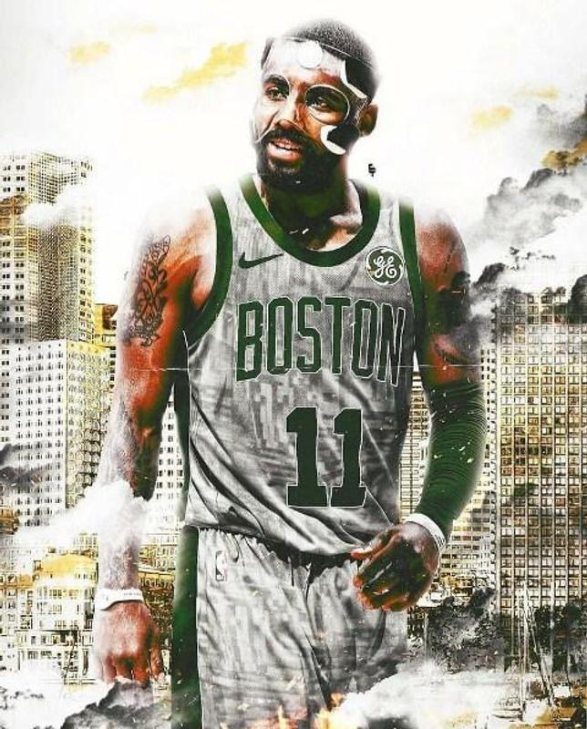 Kyrie Irving Wallpaper: Kyrie Irving Wallpaper Celtics For Android