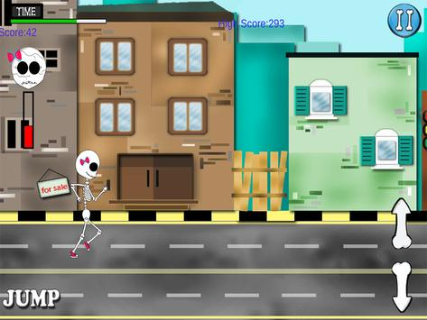 Skeleton Dash screenshot 11