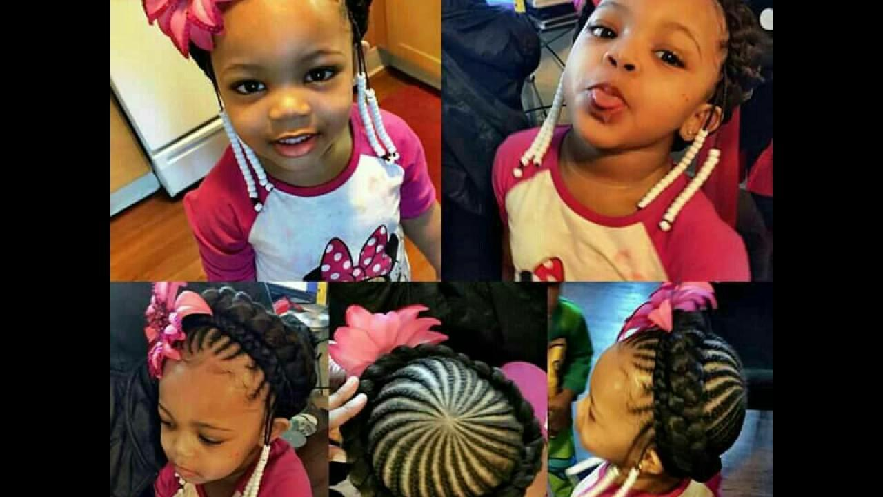 Africain Braids Baby Hair Style For Girl For Android Apk Download