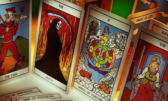 Real fortune teller & Crystal ball screenshot 1