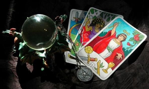 Real fortune teller & Crystal ball screenshot 2