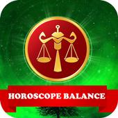 Horoscope Balance du jour - Signe zodiaque icon