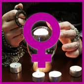 Women Crystal ball - Real Fortune teller & Tarot icon