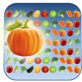 Colorful Vegetables Shooter icon
