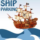 Pirate Ship Parking icon