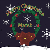Merry Christmas Match AR icon