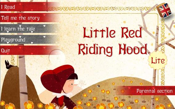 Little Red Riding Hood Lite poster