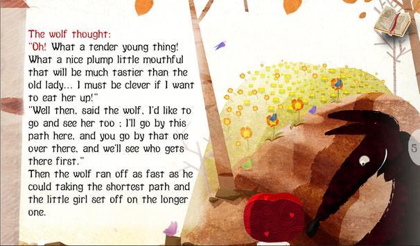 Little Red Riding Hood Lite apk screenshot