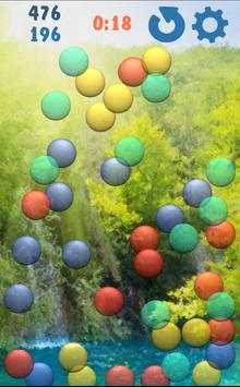 Magic Bubbles 3-in-a-row screenshot 2