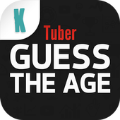 Tuber Guess the Age Challenge icon