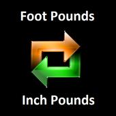 Inch/Foot Pound Converter icon