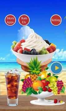 Delicious Frozen Yougrat Maker screenshot 1