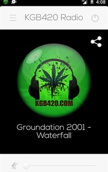 KGB420 Radio apk screenshot