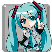 Download Game Music intelektual android Beat Beat Vocaloid Plus gratis