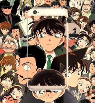 Detective Conan 4k wallpaper screenshot 2