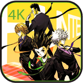 HxH wallpapers 4K icon