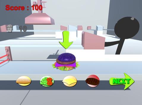 Burger Man screenshot 1