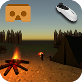 CAMP DEFENCE VR with Mojing icon