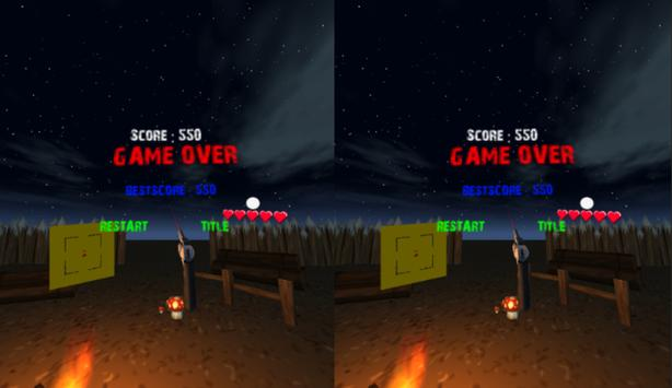 CAMP DEFENCE VR with Mojing screenshot 3