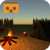 Camp Defence VR icon