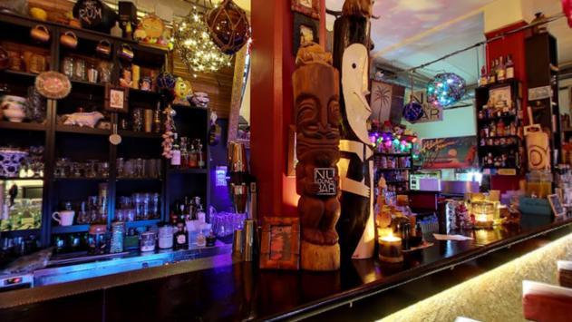 Nu Lounge Bar poster