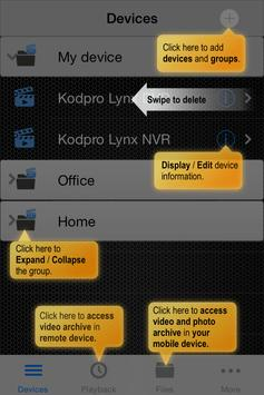 Kodpro VMS Pro poster