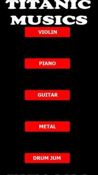 Titanik Music Sound MP3 poster