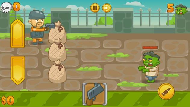Zombie Defense screenshot 5