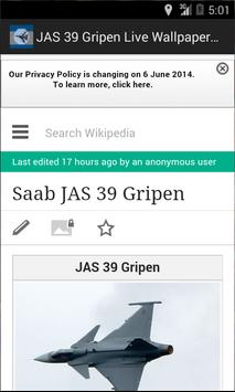 JAS 39 Gripen LWP Lite screenshot 4