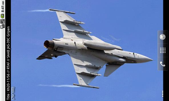 JAS 39 Gripen LWP Lite screenshot 1