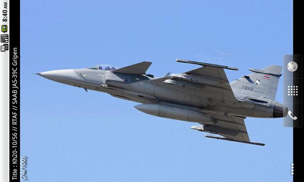 JAS 39 Gripen LWP Lite screenshot 3