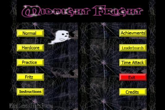 Midnight Fright screenshot 1