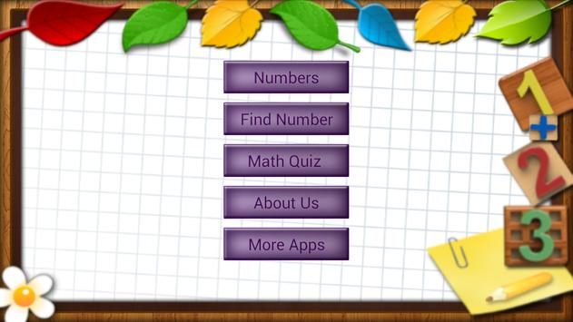 Play Group Maths poster