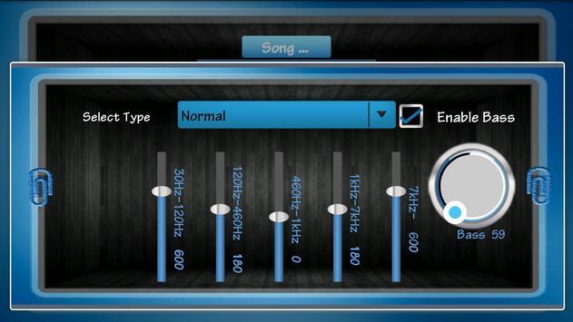 Music Player 2017–Audio Player تصوير الشاشة 12