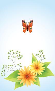 Butterfly Screen Lock screenshot 2