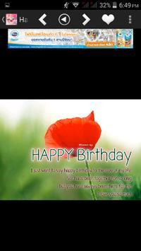 Happy Birthday Cards apk screenshot